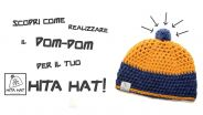 Cappellini Hita Hat all'uncinetto